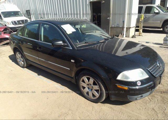 Inventory #411091679 2003 Volkswagen PASSAT