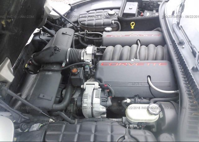 2000 Chevrolet CORVETTE - 1G1YY12G0Y5100084