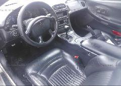 2000 Chevrolet CORVETTE - 1G1YY12G0Y5100084 close up View
