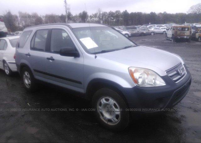 Inventory #562263191 2005 Honda CR-V