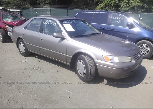 Inventory #887387471 1999 Toyota CAMRY