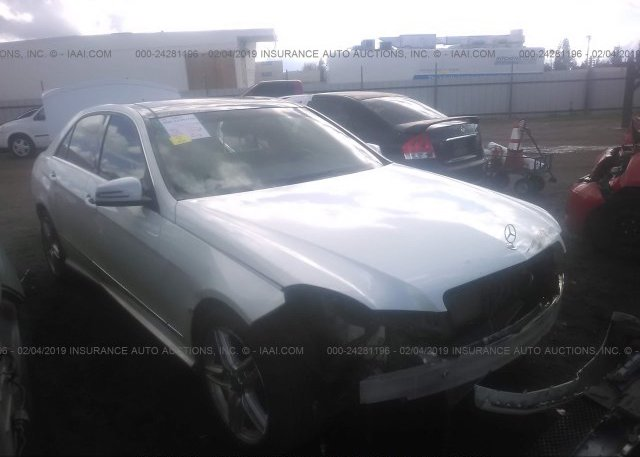 Bidding Ended On Wddhf5kb1da699691 Salvage Mercedes Benz E At