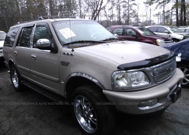 Inventory #233370551 1997 FORD EXPEDITION