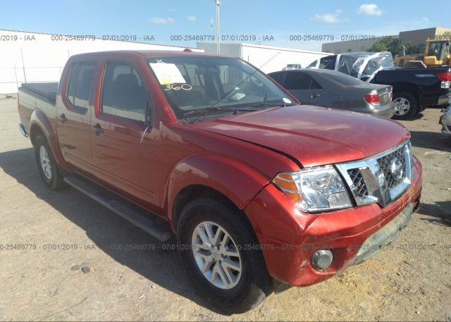 Inventory #516571047 2016 Nissan FRONTIER