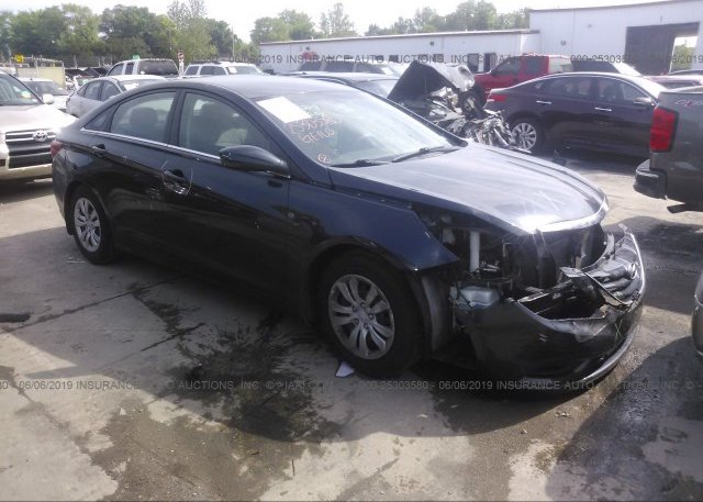 Inventory #438244423 2012 Hyundai SONATA