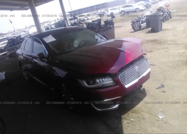 Inventory #261194467 2017 Lincoln MKZ