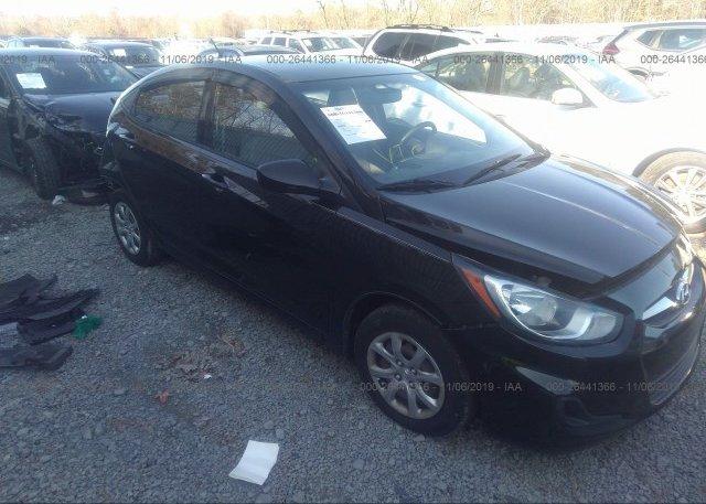 Inventory #792038081 2013 Hyundai ACCENT