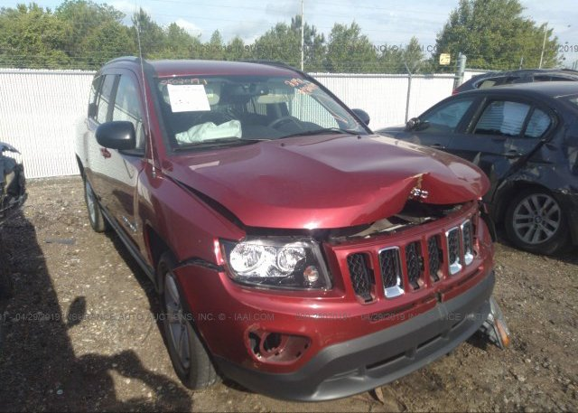 Inventory #572499455 2017 JEEP COMPASS