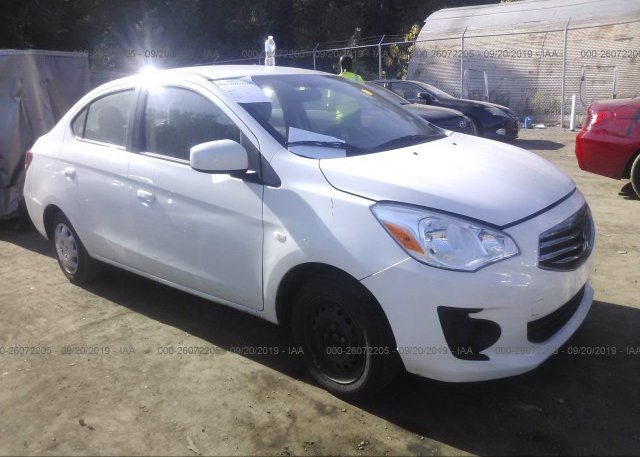 Inventory #517602087 2017 Mitsubishi MIRAGE