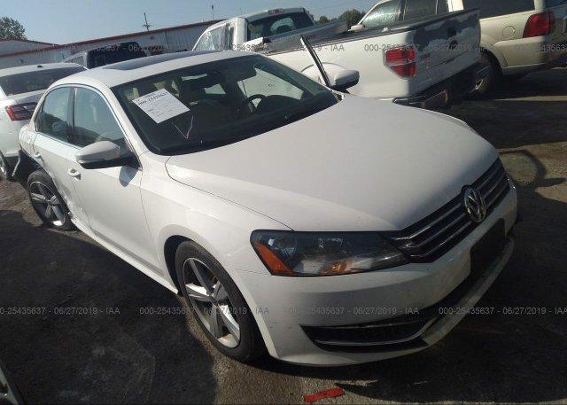 Inventory #732096742 2012 Volkswagen PASSAT