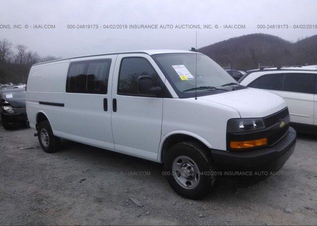 Inventory #464489007 2018 Chevrolet EXPRESS G3500