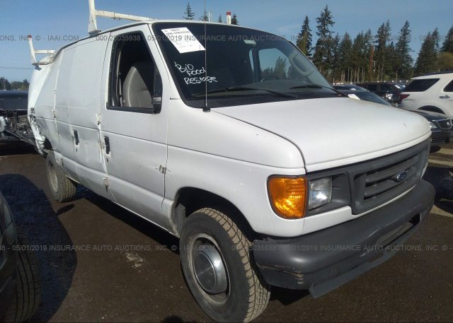 Inventory #538453600 2004 FORD ECONOLINE