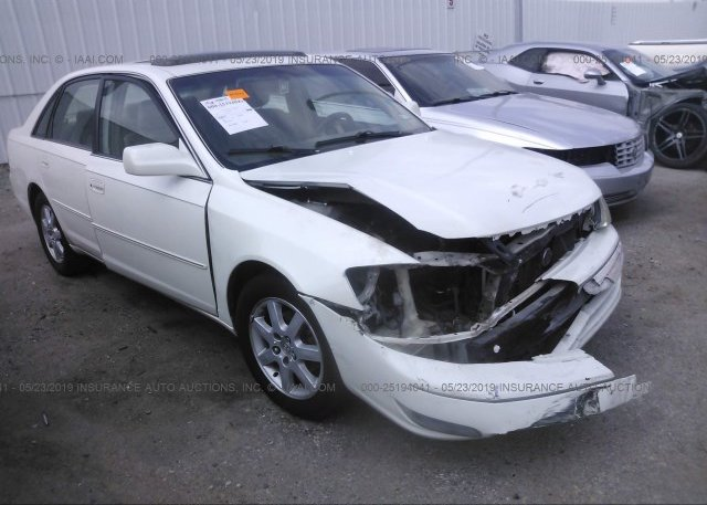 Inventory #418616945 2000 Toyota AVALON
