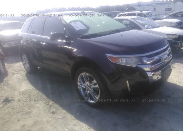 Inventory #755033616 2011 FORD EDGE