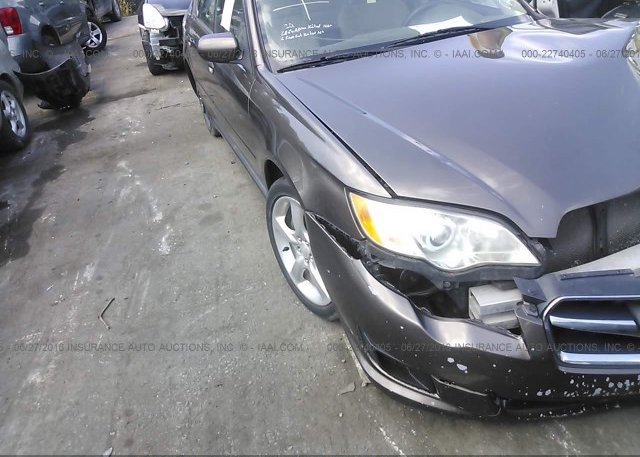 Inventory #606684048 2009 Subaru LEGACY