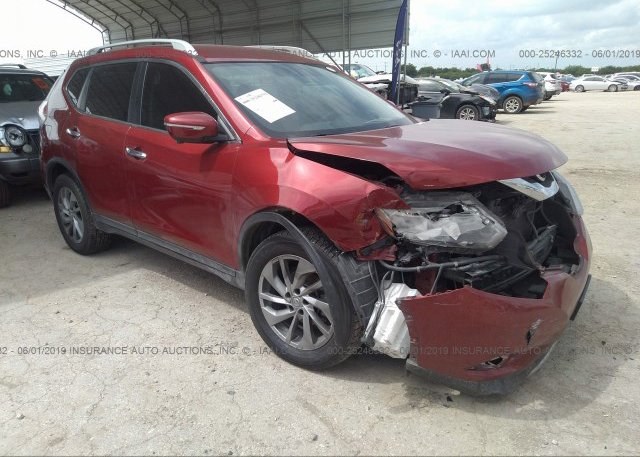 Inventory #128778561 2015 NISSAN ROGUE
