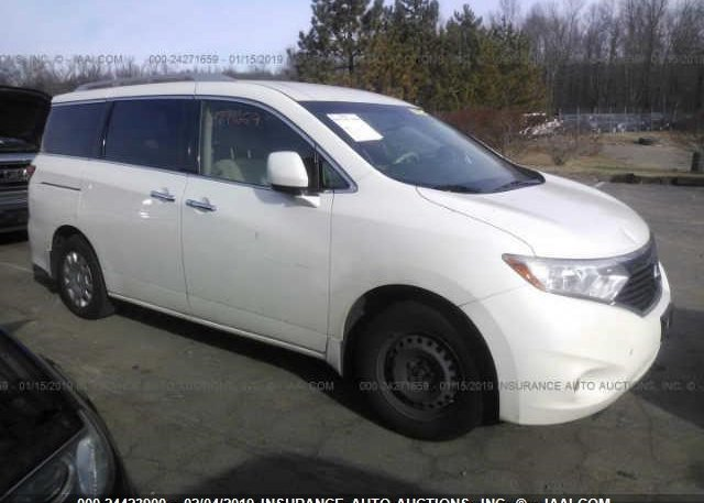 Inventory #947884454 2012 Nissan QUEST