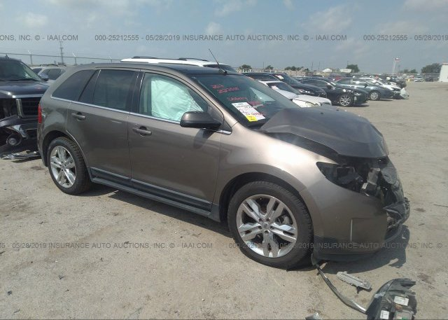 Inventory #115400277 2012 FORD EDGE