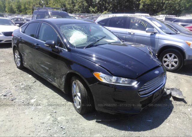 Inventory #131797755 2016 FORD FUSION