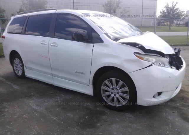 Inventory #606094935 2011 Toyota SIENNA