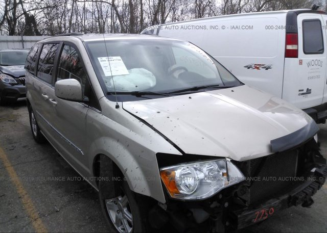 Inventory #623806347 2013 Chrysler TOWN & COUNTRY