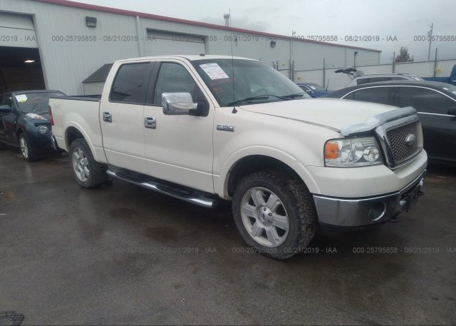 Inventory #956947233 2007 FORD F150