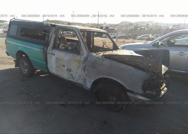 1993 Ford Ranger 2.3L, лот: i25836394