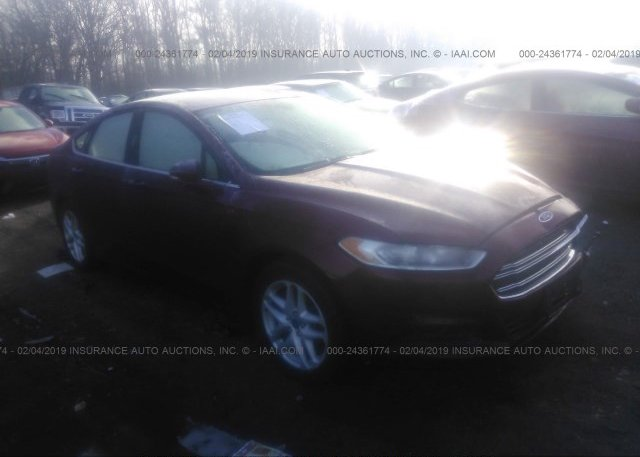 Inventory #884002465 2014 FORD FUSION