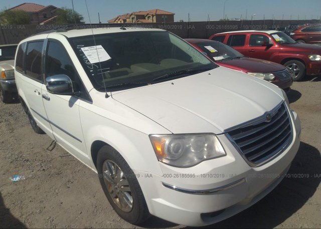 Inventory #809576512 2008 Chrysler TOWN & COUNTRY