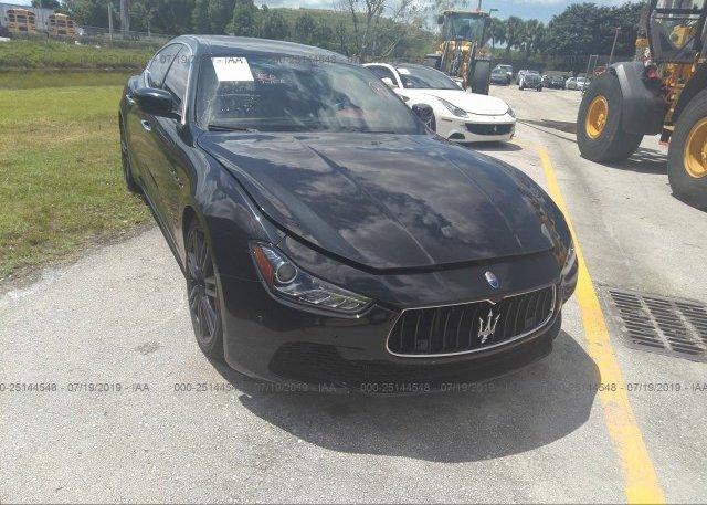 Inventory #843717488 2014 Maserati GHIBLI