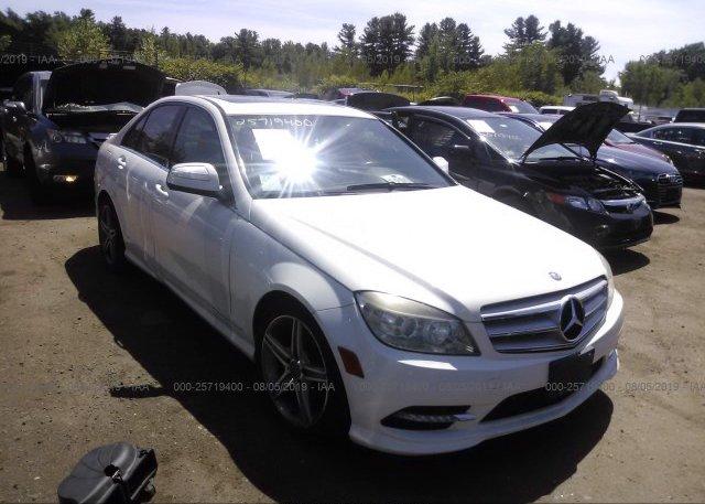 Inventory #950968555 2008 Mercedes-benz C