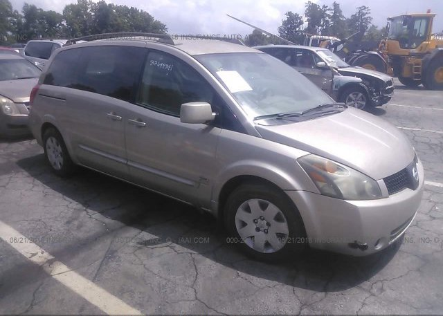 Inventory #814312460 2006 Nissan QUEST