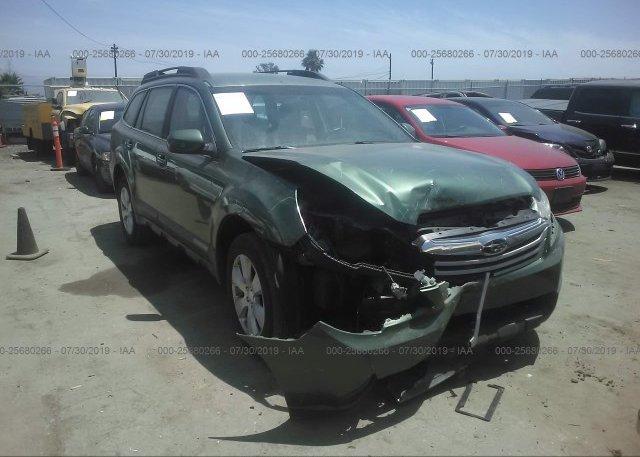 Inventory #505369375 2012 Subaru OUTBACK
