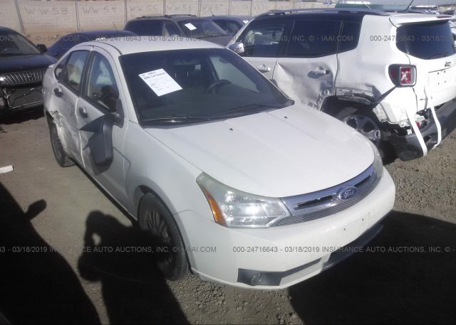 Inventory #287924173 2011 FORD FOCUS