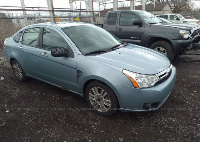 Inventory #771668785 2008 FORD FOCUS