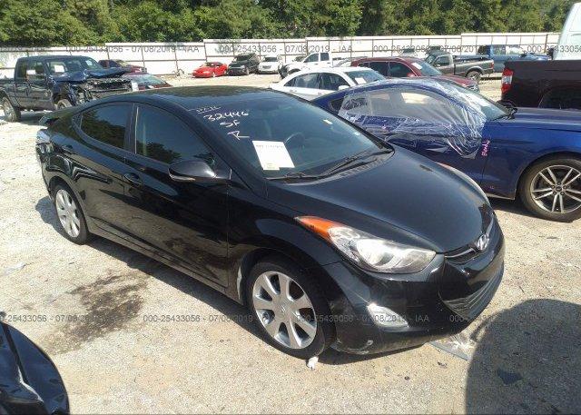 Inventory #229514446 2011 Hyundai ELANTRA