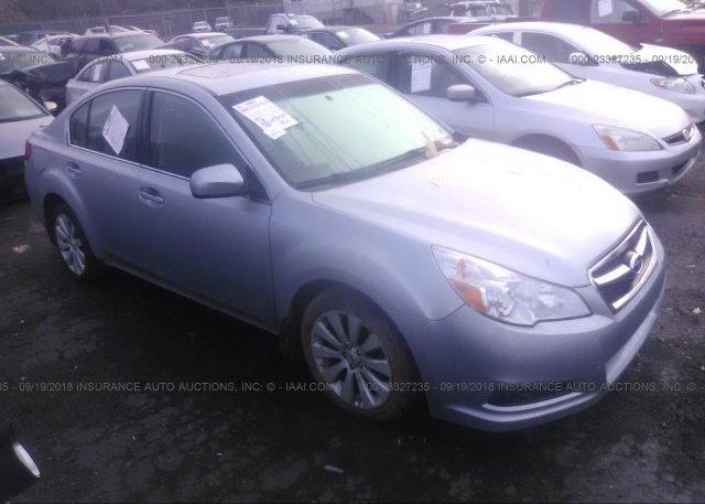 Inventory #165155566 2012 Subaru LEGACY