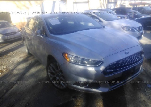 Inventory #793587733 2014 FORD FUSION