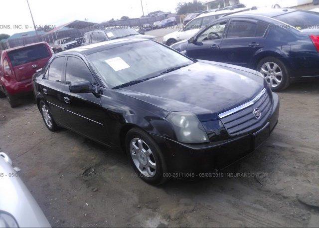Inventory #927345201 2004 Cadillac CTS