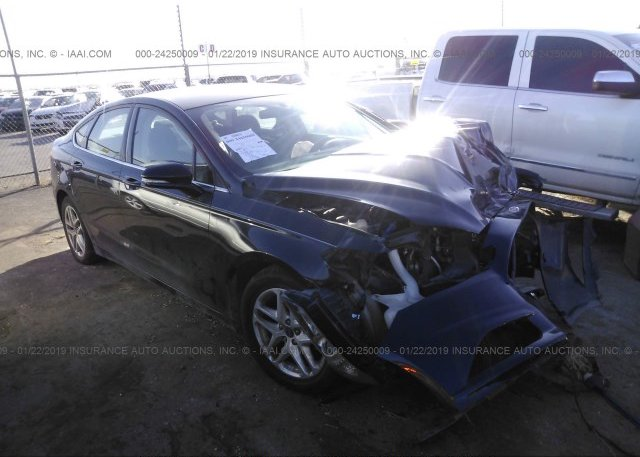 Inventory #857313210 2016 FORD FUSION