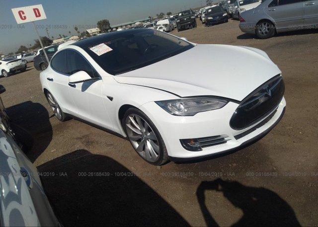 Inventory #228219650 2013 Tesla MODEL S