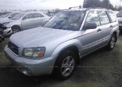 2004 Subaru FORESTER - JF1SG65694G723983 Right View