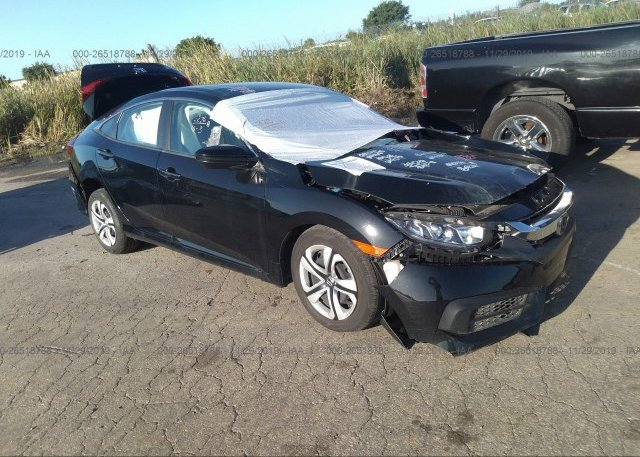 Inventory #848679611 2018 Honda CIVIC