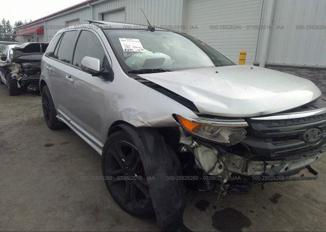 Inventory #988991172 2012 FORD EDGE