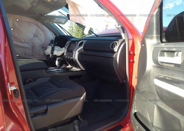 пригнать из сша 2020 TOYOTA TUNDRA 4WD 5TFDY5F17LX919948