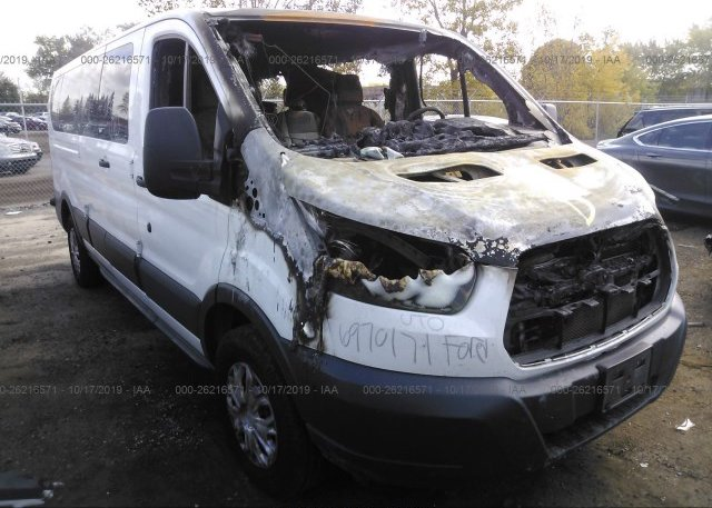 Inventory #816007270 2015 FORD TRANSIT