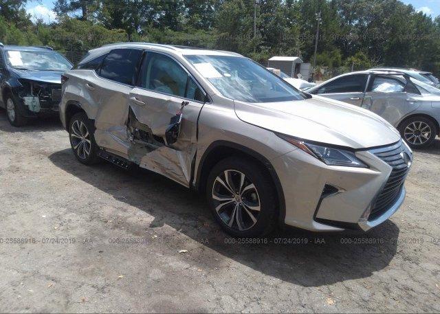 Inventory #563084472 2017 Lexus RX