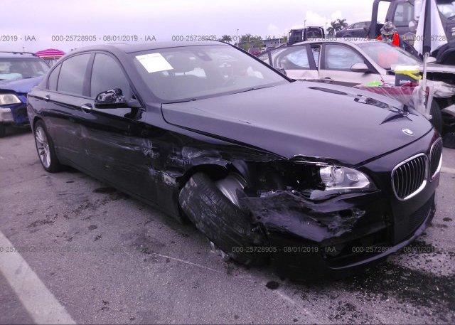 Inventory #427815736 2015 BMW 750
