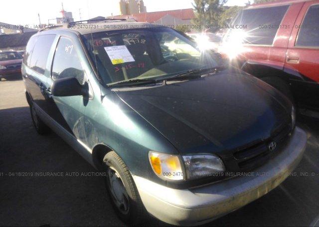 Inventory #365389673 1998 Toyota SIENNA