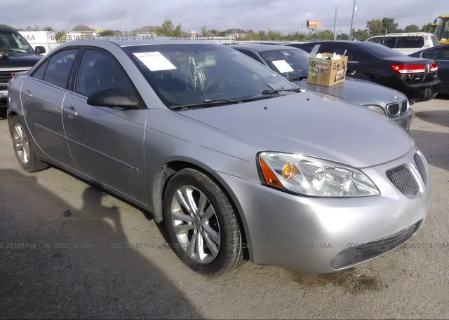 Inventory #242685782 2006 Pontiac G6